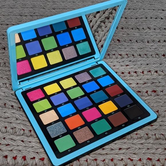 Anastasia Beverly Hills Pro Pigment Palette
